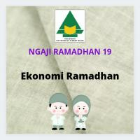 EKONOMI RAMADHAN