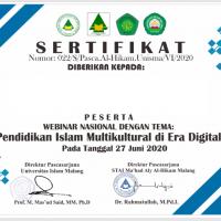 sertifikat tahap II